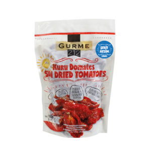 Gurme212 Strips-Sun Dried Tomatoes 1000g Doypack