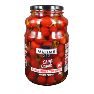 Gurme212 Chilli Cherry Pepper 2650cc Jar