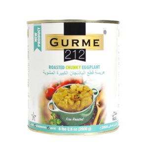 Gurme212 Roasted Chunky Eggplant A10 Tin