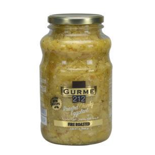 Gurme212 Roasted Chunky Eggplant 2650cc Jar