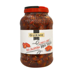 Gurme212 Red Jalapeno 3800g Gallon Pet