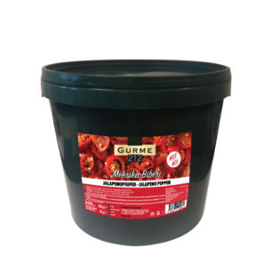 Gurme212 Red Jalapeno pepper 15kg Pail