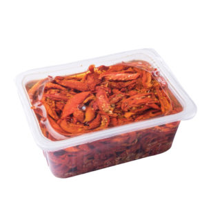 Delimatoes Marinated Semi Dried Tomatoes 1150g Tray