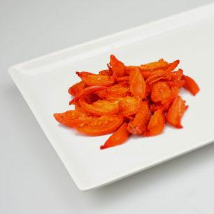IQF Oven Semi Dried Red Tomato Segments 10kg Box