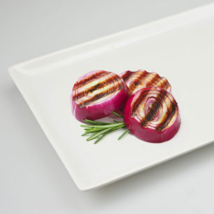 IQF Chargrilled Red Onion 10kg Box