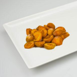 IQF Semi Dried Apricot 10kg Box