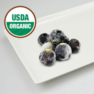 Organic IQF Black Figs 10kg Box