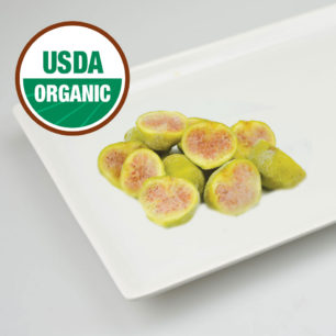 Organic IQF Green Figs 10kg Box